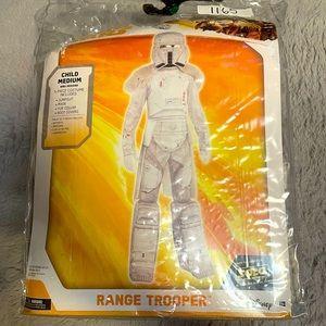 DISNEY'S range trooper halloween costume